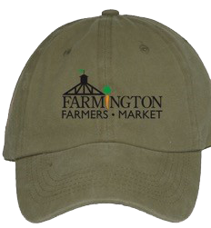 Farmingtonn Farmers Market Hat